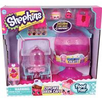 Shopkins Cupcake Queen Cafe