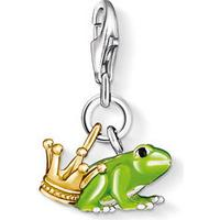 Thomas Sabo Gold Up Your Charm Grodan & Kronan