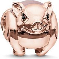 "Thomas Sabo Karma Bead ""Piglet"" - Roseguld"