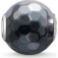 Thomas Sabo Karma Beads Hematin - Grå