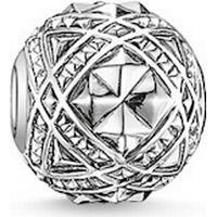 Thomas Sabo Karma Beads Stud - Silver