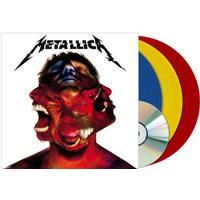 Universal Music Metallica - Hardwired...To Self-Destruct (Deluxe Coloured Vinyl) - 3 Vinyl