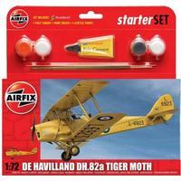 Airfix De Havilland DH 82a Tiger Moth Starter Set A55115