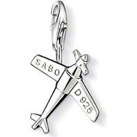 Thomas Sabo Lovely Holiday - Silver Berlock Flygplan