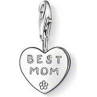 Thomas Sabo Mommy Is The Best - Silver Berlock Best Mom