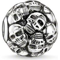 Thomas Sabo Thomas Sabo Karma Pärla Skulls 1.1cm