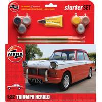 Airfix Triumph Herald Starter Set A55201