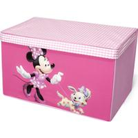 Delta Children Minnie Mouse Fabric Toy Box