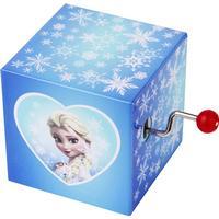 Trousselier Handcrank with Music Elsa Frozen