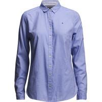 Tommy Hilfiger Jenna Shirt LS W2 - Blue (1M87647512)