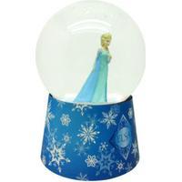 Trousselier Snow Globe with Music Elsa Frozen