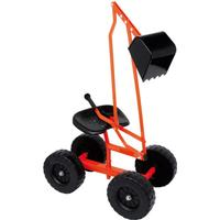 Legler Digger with Wheels