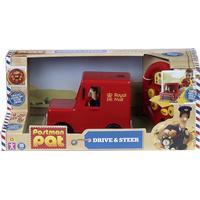 Postman Pat Drive & Steer
