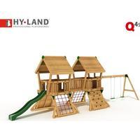 Hy-land Klätterställning Projekt Q 4 Swingmodul