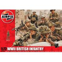 Airfix WWII British Infantry A01763