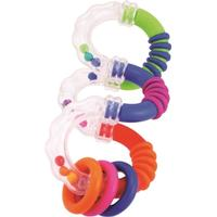 Sassy Twist n Turn Rattle