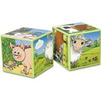 Micki Sound Cubes Farm Animals