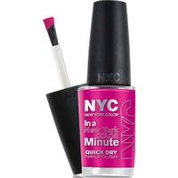 NYC Shine in a Minute Nail Polish #920 Pop Heart 9.7ml