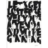 Ylva Skarp Get Lost 50x70cm Affisch
