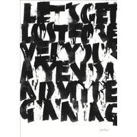Ylva Skarp Get Lost 70x100cm Affisch