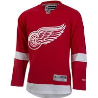 Reebok Detroit Red Wings Premier Home Jersey Sr