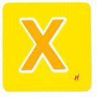 Hamleys Wooden Letter X