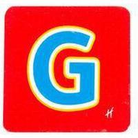 Hamleys Wooden Letter G
