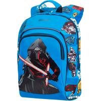 American Tourister New Wonder Junior Star Wars Saga Small - Blue (8372523124)