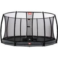Berg Champion InGround + Safety Net Deluxe 380cm