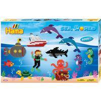 Hama Midi Beads Sea World Giant Gift Set 3035