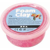 Foam Clay Neon Pink Clay 35g