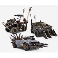 ThinkGeek Power Wheels Desert Drifters