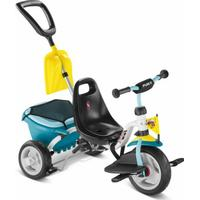 Puky Trehjuling CAT 1SP Vit