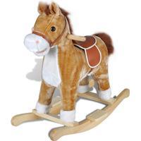 vidaXL Rocking Horse with Sound