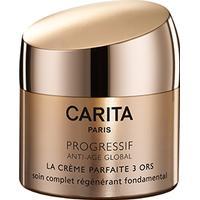 Carita Perfect Cream Trio ofgold for Eyes & Lips 15ml
