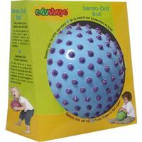Edushape Senso-dot-boll - 18 cm (blandade färger)
