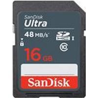 SanDisk Ultra SDHC UHS-I U1 48MB/s 16GB