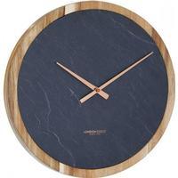 London Clock Company Carbon 35cm Vægur