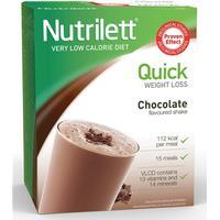 nutrilett shake 15 förpackningar