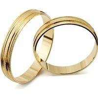 Flemming Uziel Simply Gold Ring (60635)