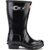 Hunter Original Gloss Wellies Black (JFT6000RGL)