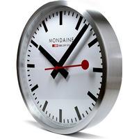 Mondaine Alu Wall Clock MON010