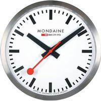 Mondaine Jumbo Wall Clock White Dial MON133