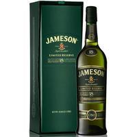 Jameson 18 års Limited Edition Irish Whiskey 40% 70 cl.