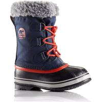 Sorel Childrens Yoot Pac Nylon Collegiate Navy/Sail Red (1638022)