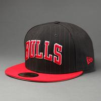 New Era Chicago Bulls Pin Crown Cap