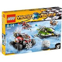Lego World Racers Blizzard's Peak 8863
