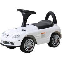 Mercedes SLR Gåbil (Bobby car) Vit