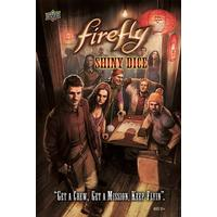 Upper Deck Entertainment Firefly Shiny Dice