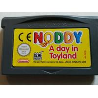 Noddy: A day in Toyland - Gameboy Advance (used)